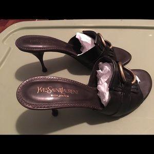 Good condition Yves Saint Laurent Sandals
